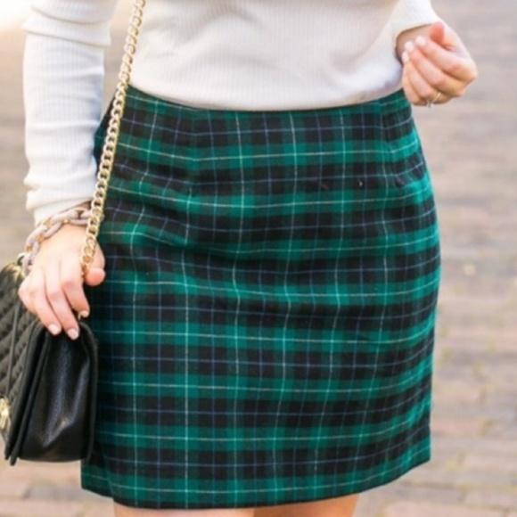 Old Navy Dresses & Skirts - Old Navy Jupe Plaid Mini Skirt 12